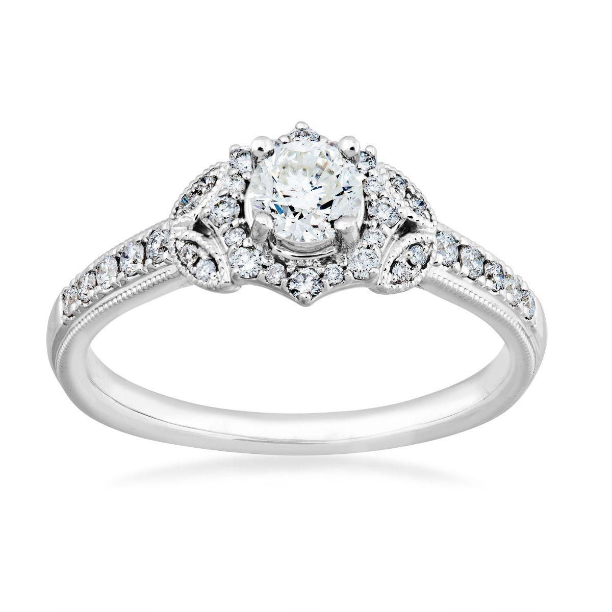 Mckay Diamonds Engagement Ring Custom Designs Repair On